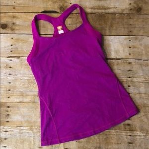 Lucy Tank S Purple Pink